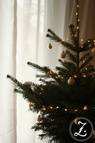 Unser Weihnachtsbaum by Zuckergewitter