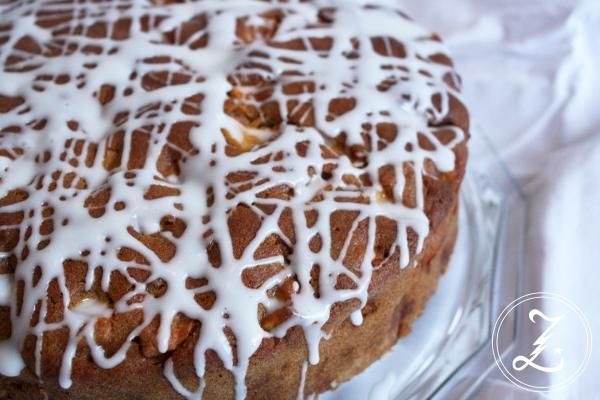 Apfelkuchen nach Großmutters Art by Zuckergewitter