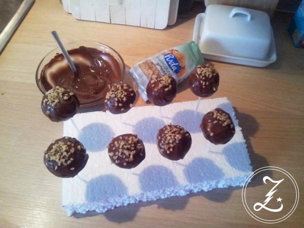 Kuchenrettung in Form von Cake Pops