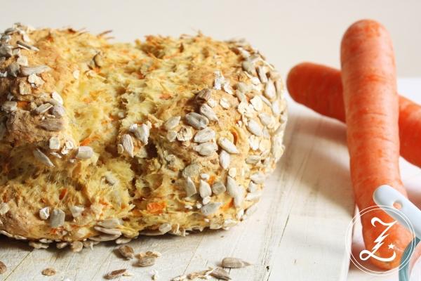Joghurt-Möhren-Brot by Zuckergewitter