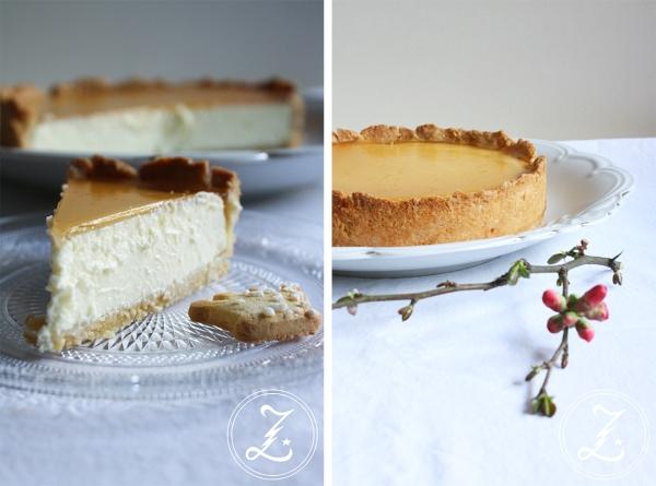 Märchen-Cheesecake mit Capri-Sonne-Guss by Zuckergewitter
