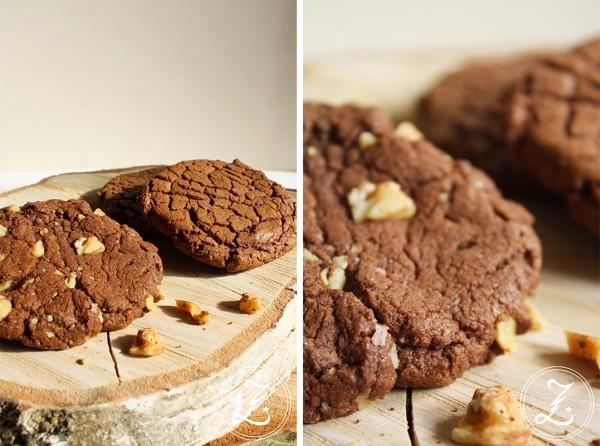 Schoko-Cookies by Zuckergewitter
