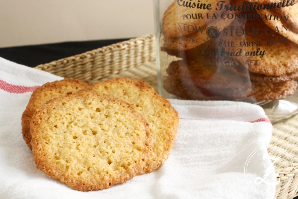knusprige Kokos-Cookies by Zuckergewitter