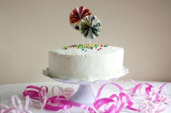 Erdbeer-Quark-Torte by Zuckergewitter