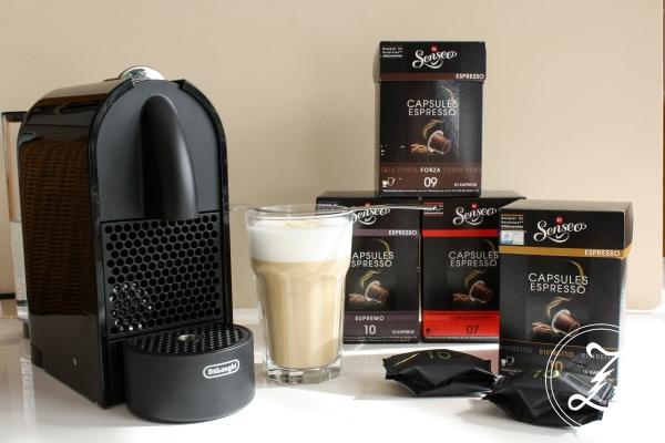 Mein Favorit: Espresso Ristretto by Senseo Capsules