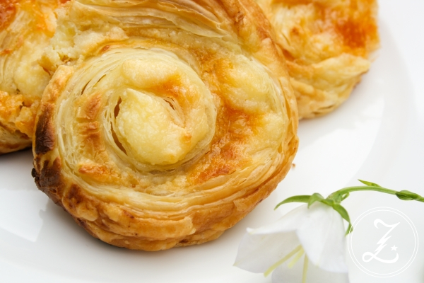 Aprikosen-Cheesecake-Schneckchen | Zuckergewitter.de