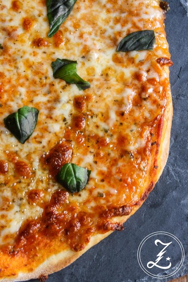 selbst gemachte Pizza | Zuckergewitter.de