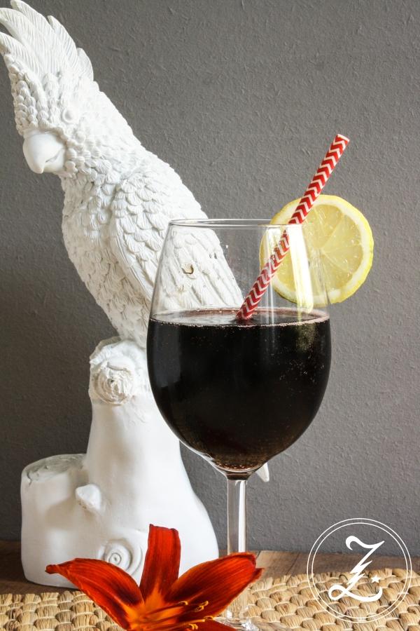 kalte Muschi - Wein mit Cola | Zuckergewitter.de