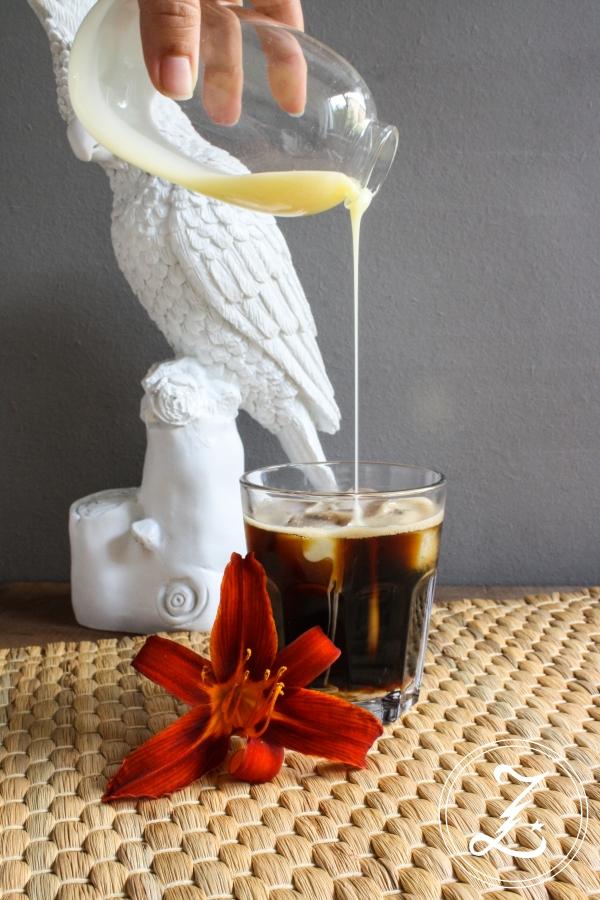 vietnamesischer Eiskaffee | Zuckergewitter.de