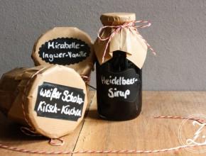 """Post aus meiner Küche """"Sommer im Glas""""   Zuckergewitter.de"""
