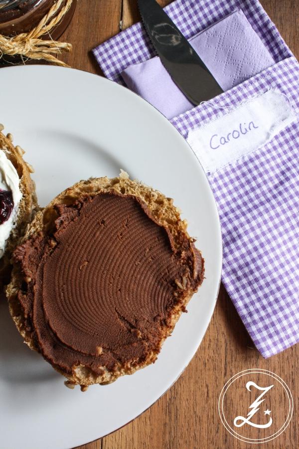 einfacher Schokoladenaufstrich | Zuckergewitter.de