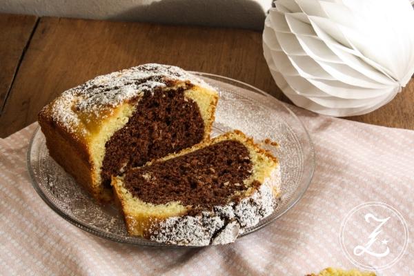 schlanker Marmorkuchen | Zuckergewitter.de