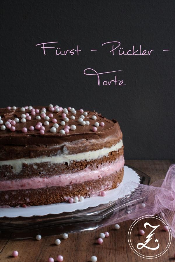 Fürst-Pückler-Torte | Zuckergewitter.de