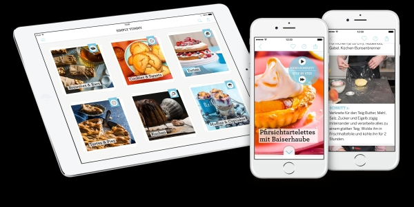 SimplyYummy-App-Backen-advent-rezeptapp
