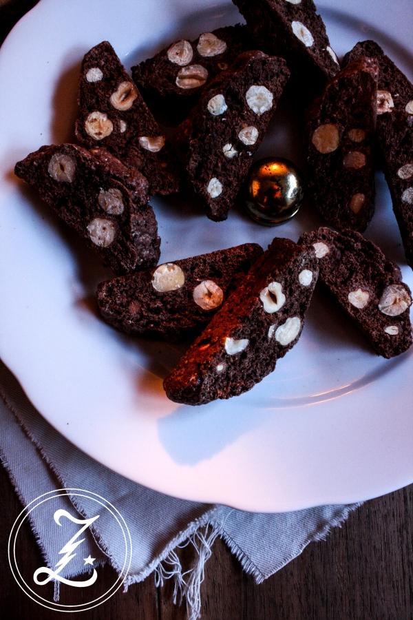Weihnachts-Cantuccini mit Haselnüssen | Zuckergewitter.de