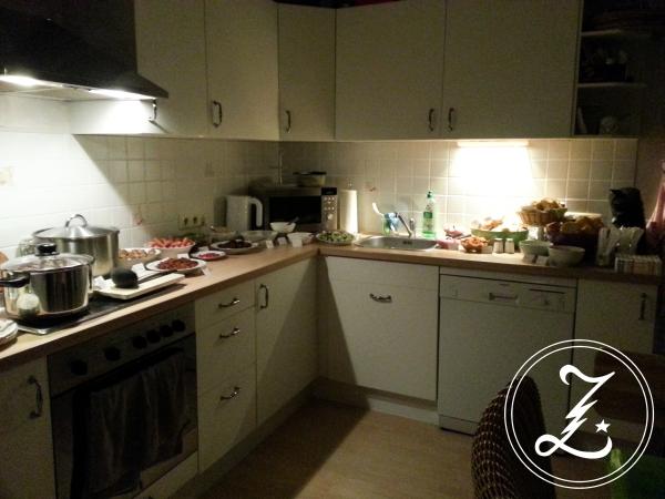 leckeres Suppenbuffet - da ist für jeden Gast etwas dabei | Zuckergewitter.de