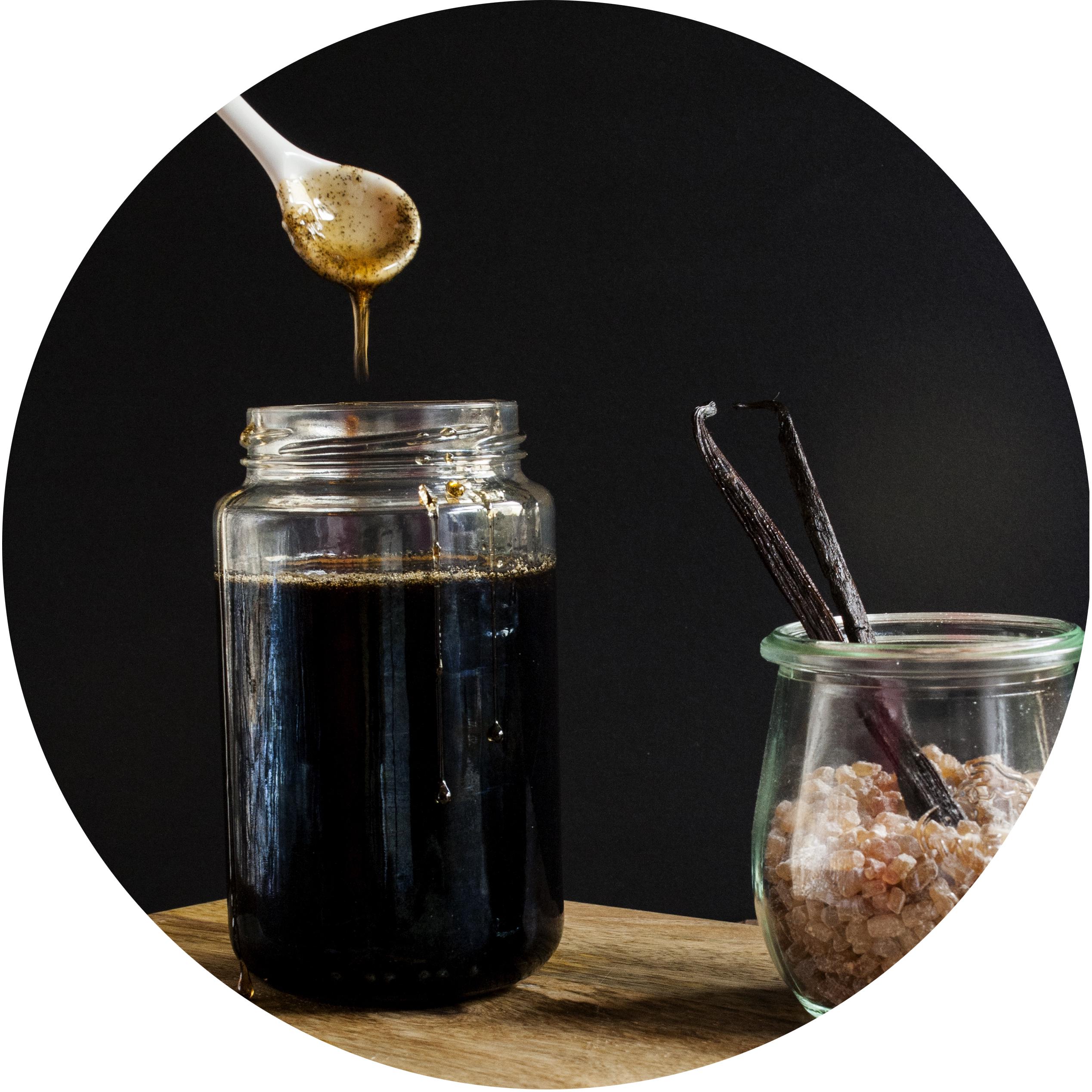 Vanillepaste ganz einfach selbst gemacht – himmlisch süß und vanillig | Zuckergewitter.de