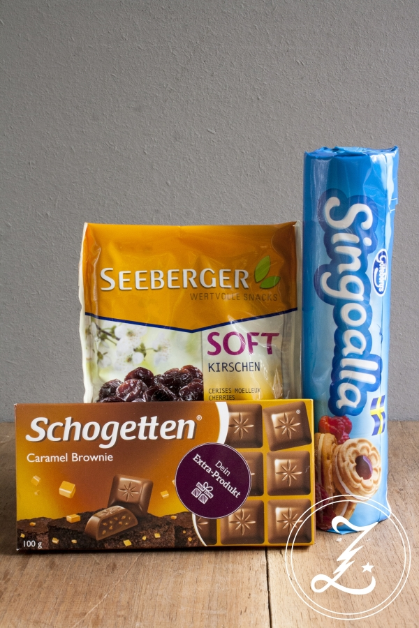 Degustabox Inhalt | Zuckergewitter.de